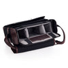 Oberwerth Freiburg Medium Photo Bag - Black/Dark Brown