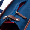 Artisan & Artist* COV 7000 Canvas/Nylon Camera Bag - Navy Limited Edition