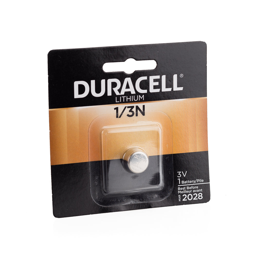 Duracell CR1/3N 3V Lithium Battery for M6, M6 TTL, M7 & MP