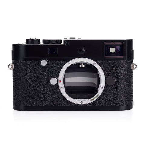 Used Leica M-P (Typ 240) - Black Paint -  Extra Battery