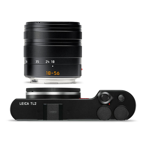 Leica TL2, Black Bundle with Vario-Elmar-TL 18-56mm