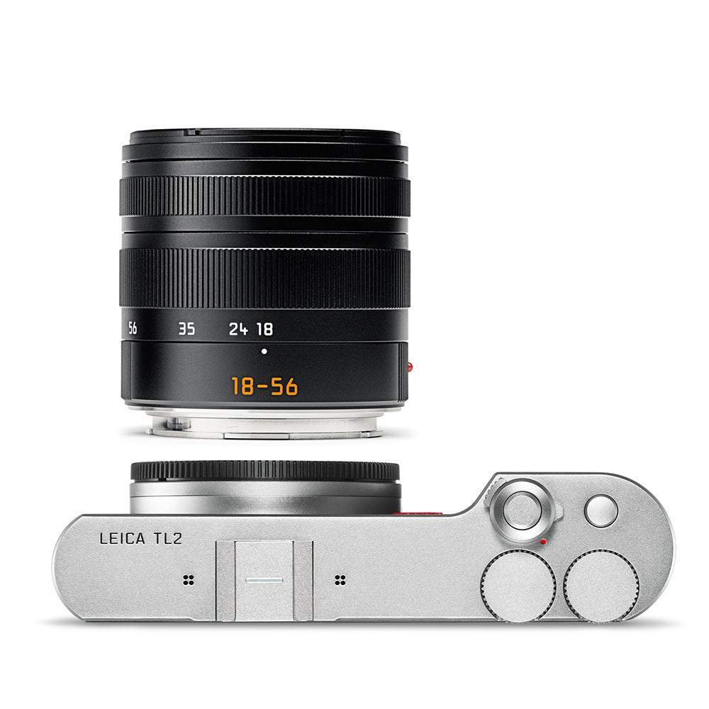 Leica TL2, Silver Bundle with Vario-Elmar-TL 18-56mm