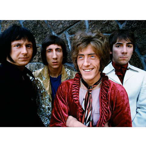 The Who - 20x24- Edition of 25
