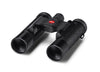 Leica 10x25 Ultravid Blackline Compact Binocular w/ Leather Pouch