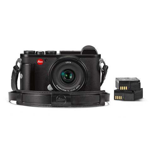 Leica CL Street Kit with Summicron-TL 23mm, Handgrip & Extra Battery