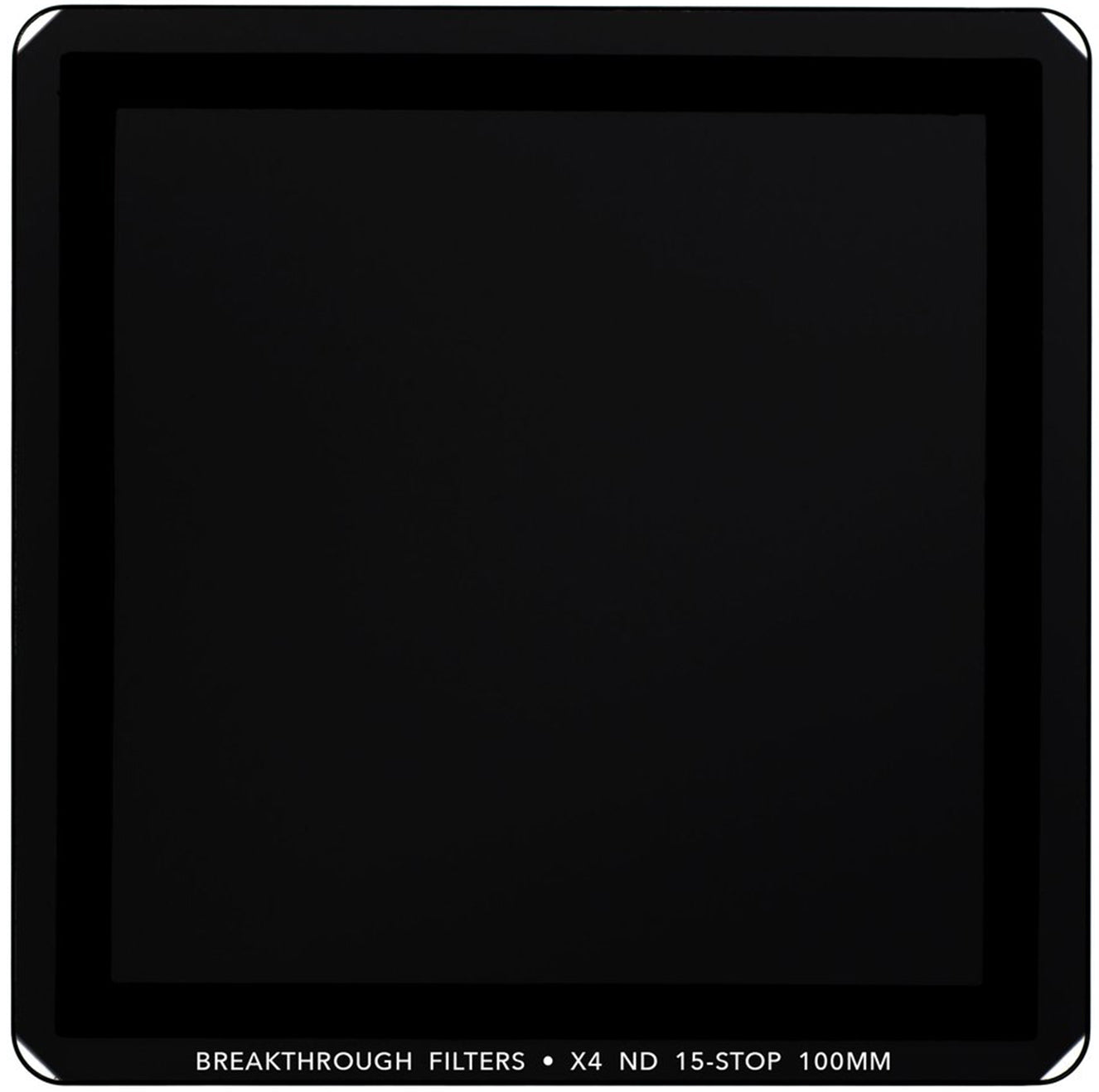 Breakthrough Photography 100mm X4 ND Square 15-Stop Filter