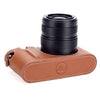 Leica X Vario Camera Protector, Cognac Leather