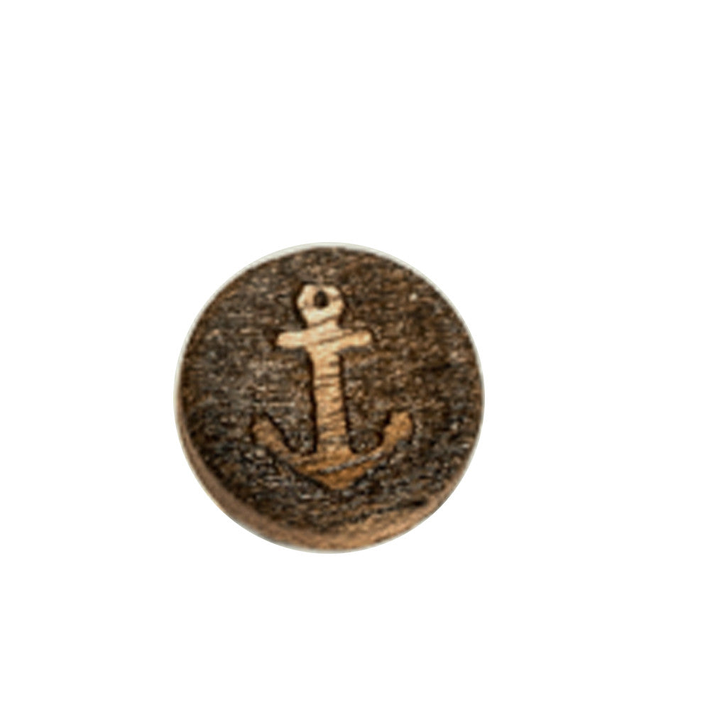Artisan Obscura Anchors, (Walnut) Large Concave Soft Release