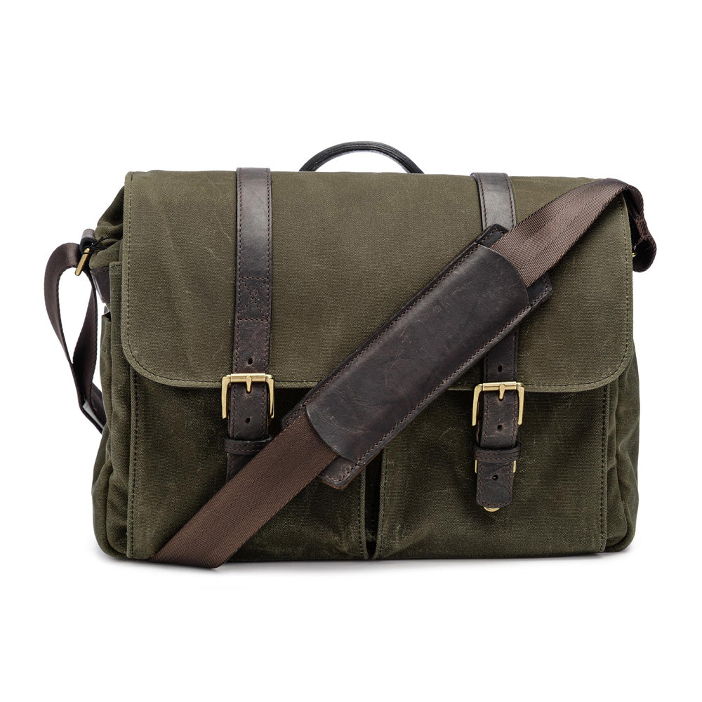 ONA Brixton Camera Messenger Bag- Olive, 2019 Limited Anniversary Edition