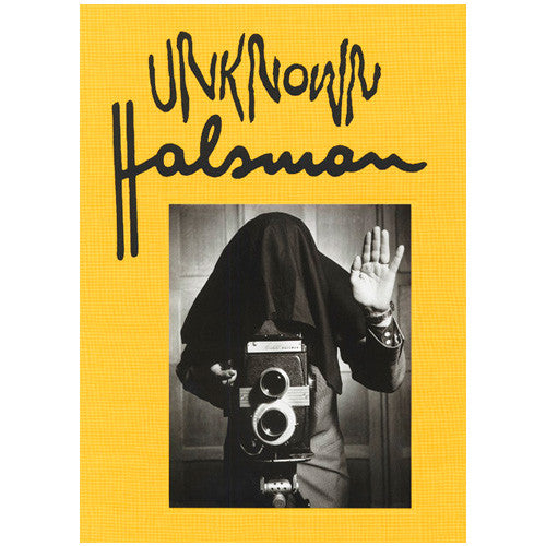 Philippe Halsman: Unknown Halsman, 2008