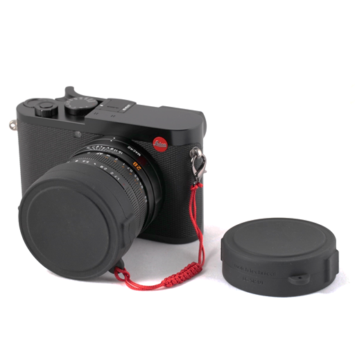 Lens Cap LC-SR-01 for Leica Q and Q2 by Match Technical