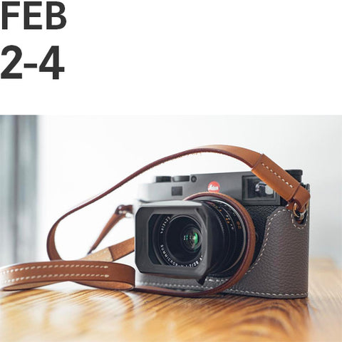 Leica M10 Owner's Boot Camp | Feb 2-4, 2018