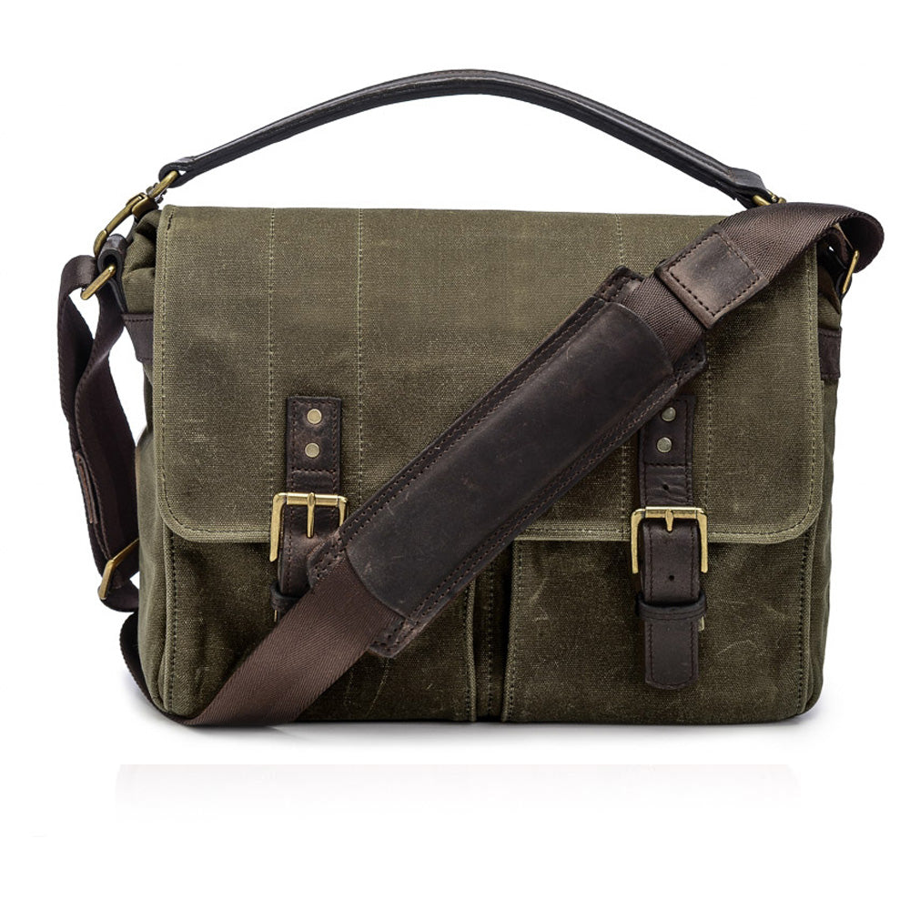 ONA Prince Street Camera Messenger Bag - Olive, 2019 Limited Anniversary Edition