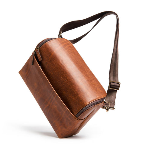 ONA Rockaway Camera & Everyday Sling - Antique Cognac