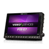 Video Devices PIX-E7 - 7-inch 4K Video Recording Monitor