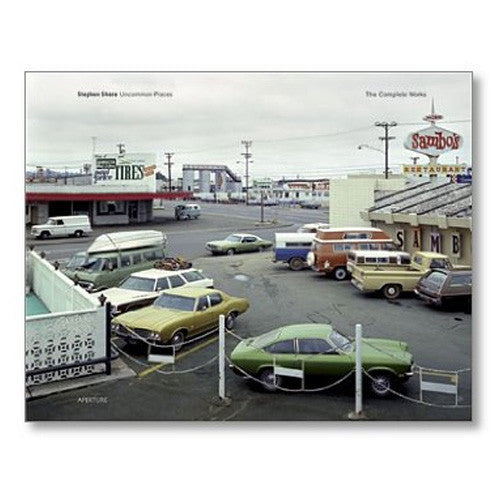 Stephen Shore: Uncommon Places, The Complete Works, Expanded Edition