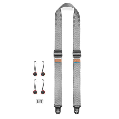 Peak Design Slide Lite Camera Strap - Ash
