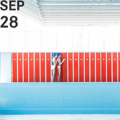 Maria Svarbova | Swimming Pool | Gallery Opening | Thurs, Sep. 28, 2017, 7:30 - 9:00pm