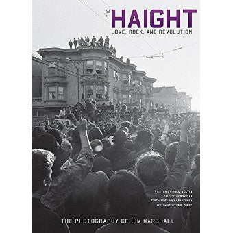 The Haight: Love, Rock & Revolution - The Photography of Jim Marshall