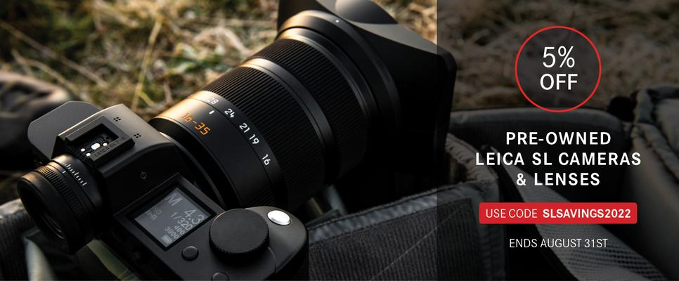 Leica Price Increase May 1 2018