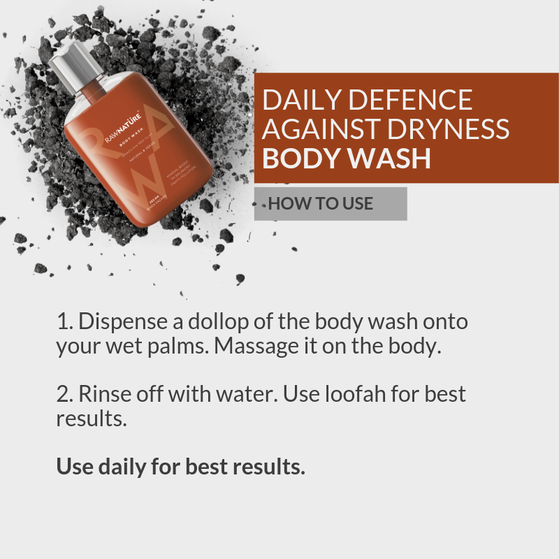 Brazilian Red Clay Body Wash (265 Gm)