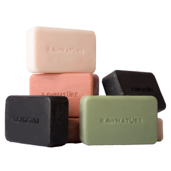 Assorted Set of 4 Soaps