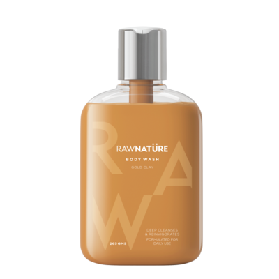 Buy Volcanic Gold Clay Body Wash And Get Face Wash Green Clay Worth Rs. 349 FREE