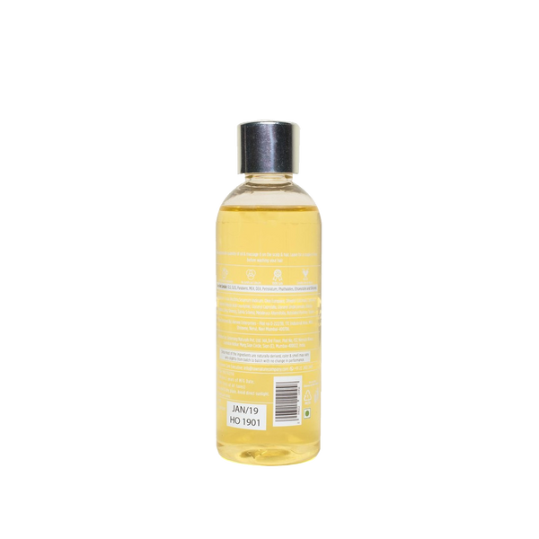 Citrodora & Clarysage Hair Oil (100 Ml)