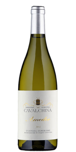 Amedeo Bianco di Custoza 2018 - Cavalchina (75cl)