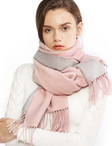 Winter Cashmere Wool blend Scarf
