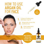 Argan Oil - 100% Pure and Organic - Cold Pressed