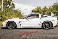 Chevrolet Corvette C6 part updates