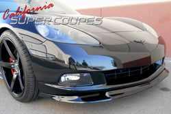 Front Splitter for Chevrolet Corvette C6 Base Model by CSC