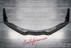 Front Splitter Stage 3 in Carbon Fiber for Chevrolet Corvette C7 2014-2019 By CSC