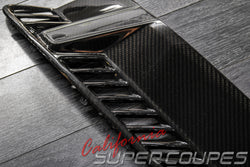 Front Fender Vents Z06 Carbon Fiber Chevrolet Corvette C7 2014-2019 By CSC