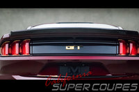 Carbon Fiber GT Ducktail Low Profile Ford Mustang 2015-2017