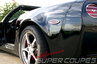 Chevrolet Corvette C5 Convertible / Z06 Rear Quarters by CSC