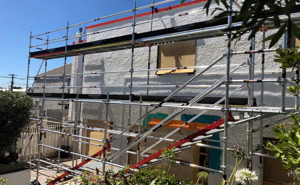 Scaffolding For Home Renovations