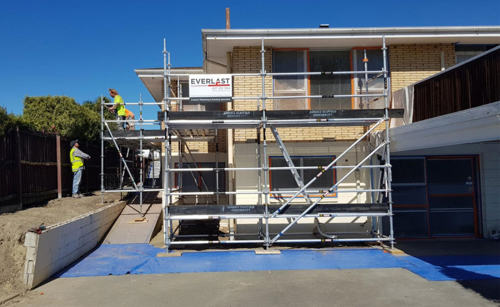Scaffold For Christchurch Home Maintenance