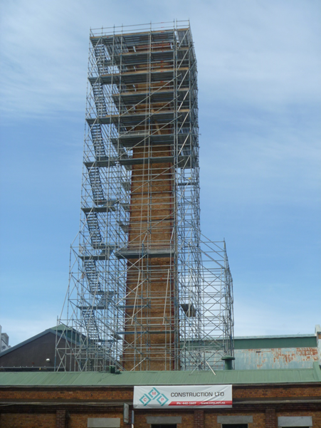 Steel Ringlock Scaffold System - Auckland
