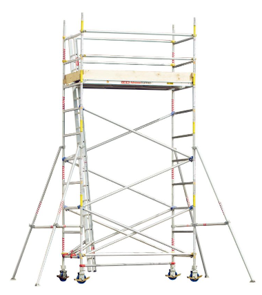 Aluminium 2600 Series Scaffold Tower