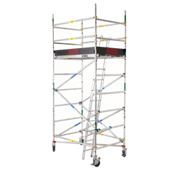 2600 Series Aluminium 1.2m Wide x 1.8m Long Mobile Scaffold