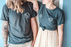 Eco-conscious t-shirts