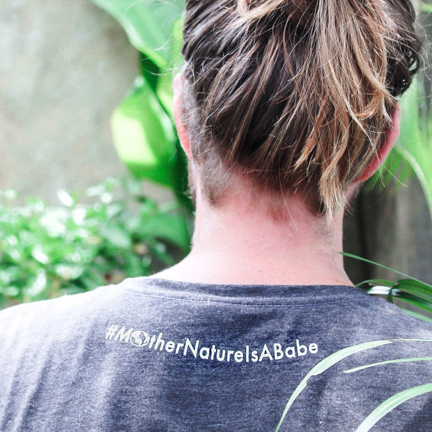The OG Original Eco-friendly T-shirt - Back View