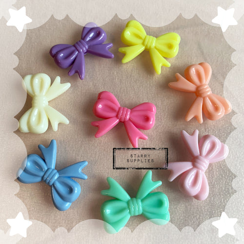 Bow Beads - Mixed *30x23mm*