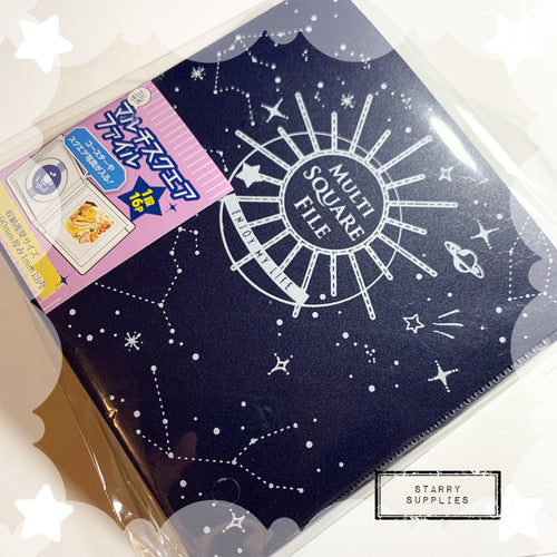 Multi Square File - Sticker Album