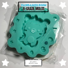 Load image into Gallery viewer, [B-Grade] SanXMolds - Kuma X Dino: Palette #6 - C