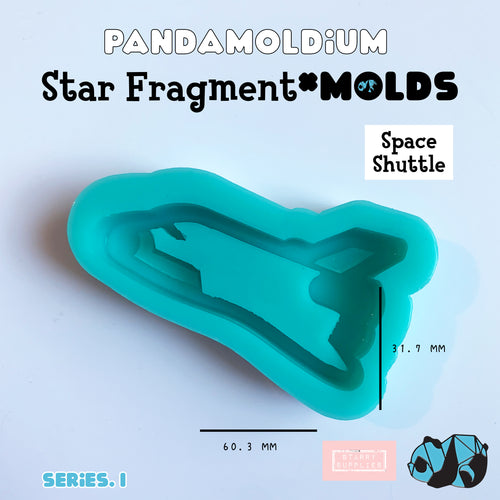 [PRE-ORDER] Star Fragment Molds: Space Shuttle