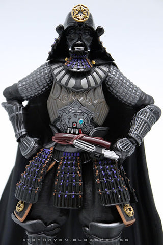 Action Figure Star Wars SAMURAI Taisho vader 1