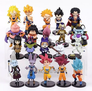 Super KIT Dragon Ball 20 Personagens